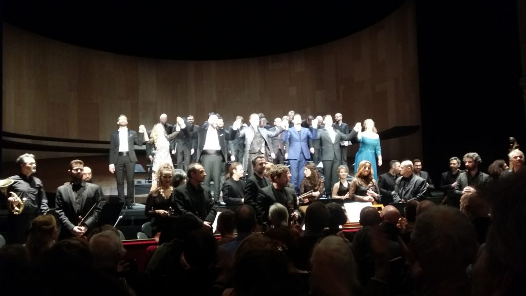 "Theater an der Wien ""Giulietta e Romeo"" 27.1.18   Klassikpunk aka Jürgen Pathy"
