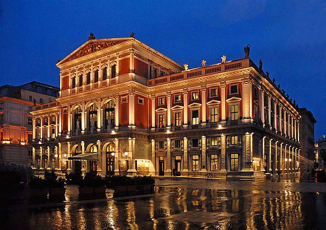 Musikverein Wien | Klassikpunk