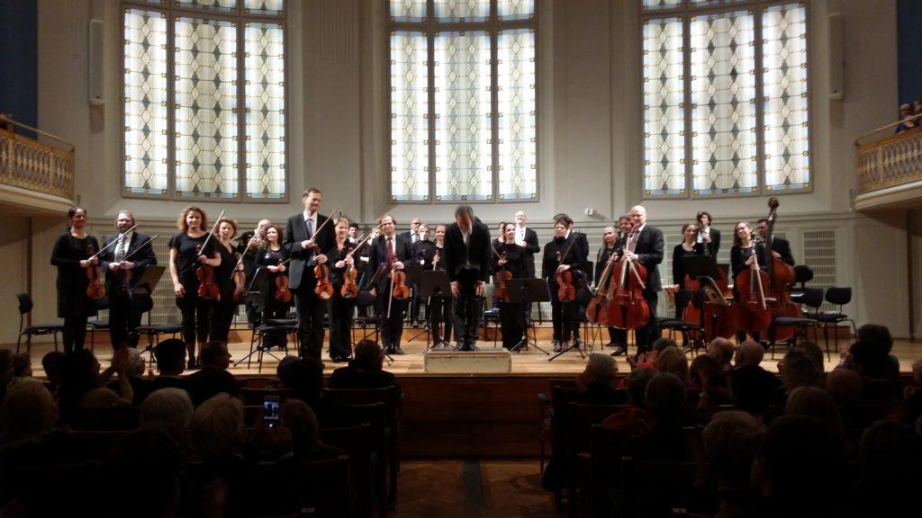 Wiener Konzerthaus, Wiener KammerOrchester/Klinser/Hatorri 4. März 2018   Klassikpunk