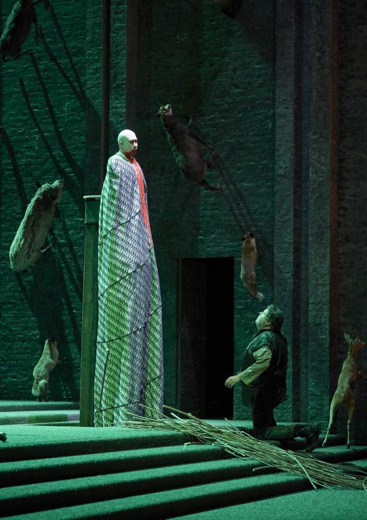 Siegfried (R. Wagner), Wiener Staatsoper 11.4.2018 | Klassikpunk