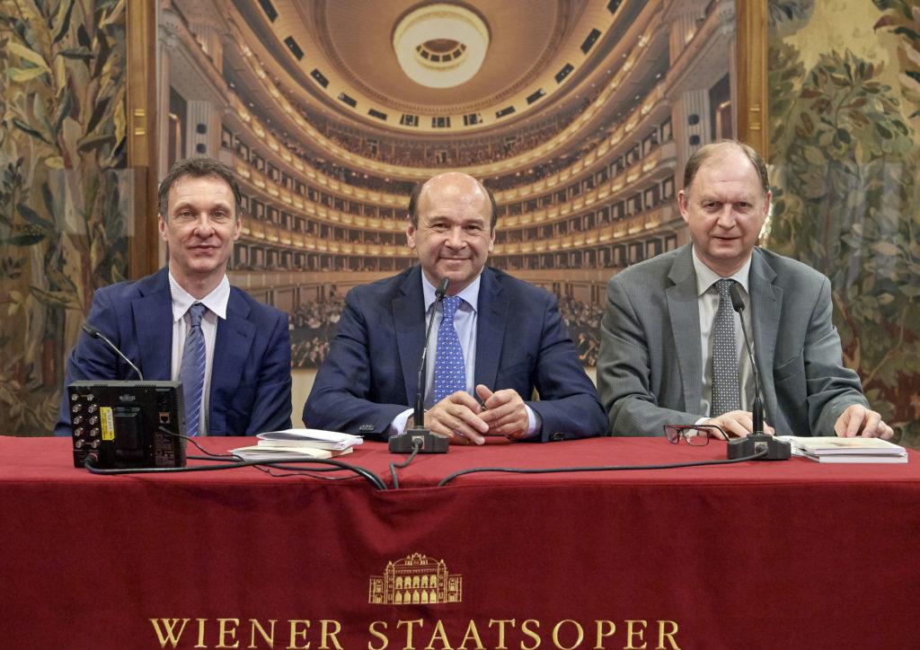Pressekonferenz Wiener Staatsoper, Programmpräsentation 2018/10 | Klassikpunk