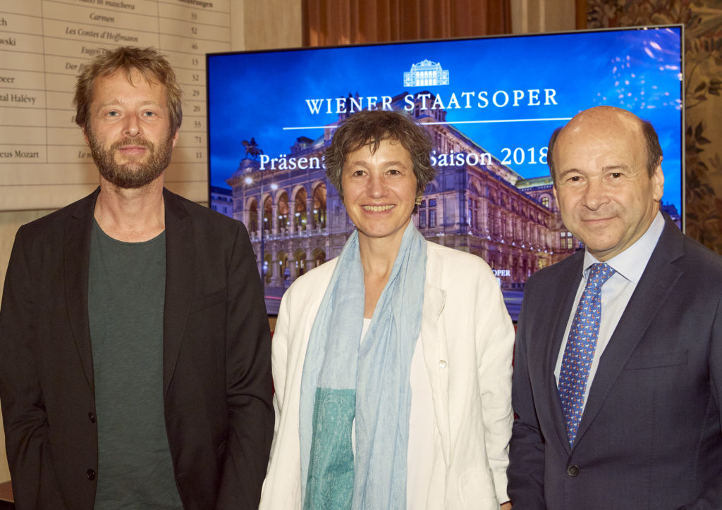 Programmpräsentation 2018/19 Wiener Staatsoper | Klassikpunk