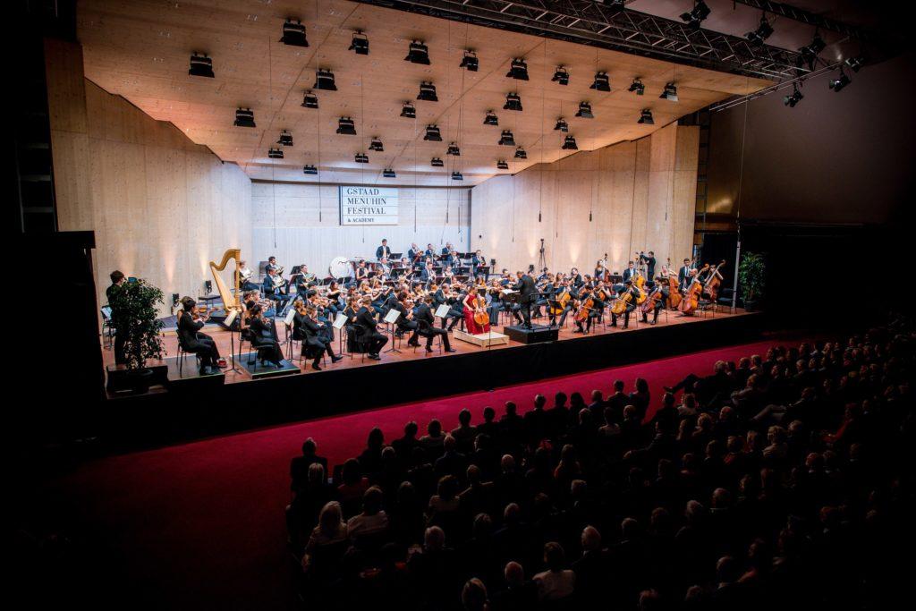 Gstaad Festival Orchestra und Sol Gabetta