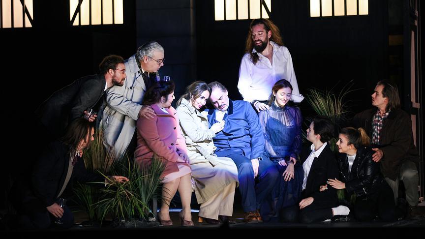 """Alfred Dorfers """"Hochzeit des Figaro"""" am Theater an der Wien"""