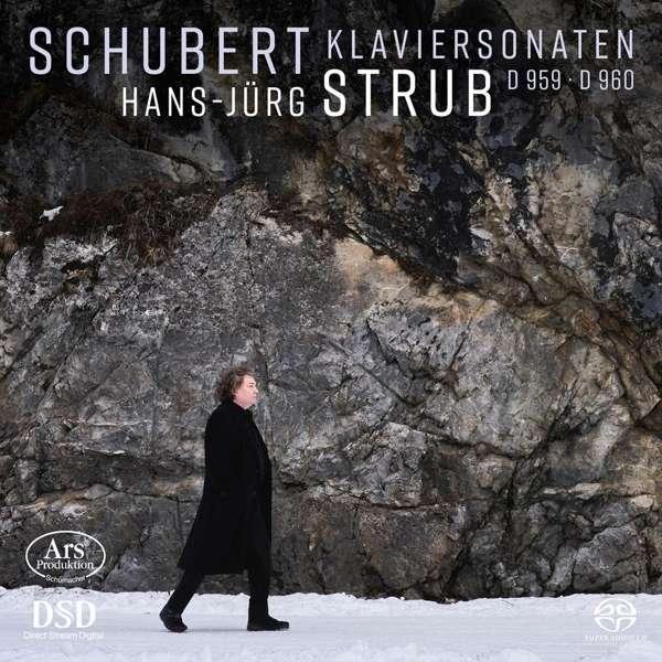 Hans-Juerg Strub, CD letzte zwei Klaviersonaten