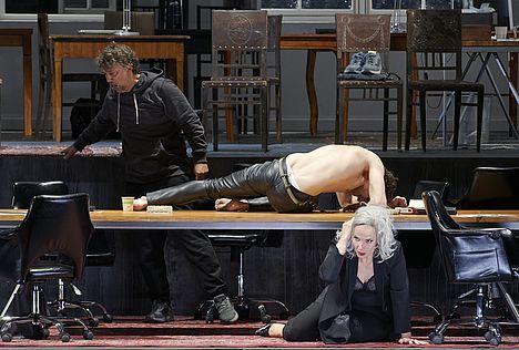 Parsifal (Richard Wagner) Wiener Staatsoper 2021