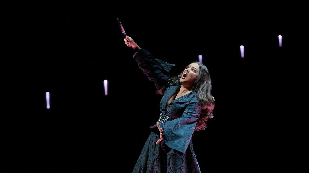 Anna Netrebko als Lady Macbeth