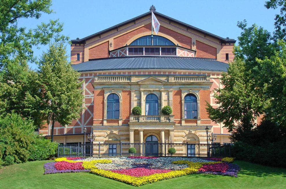 estspielhaus in Bayreuth