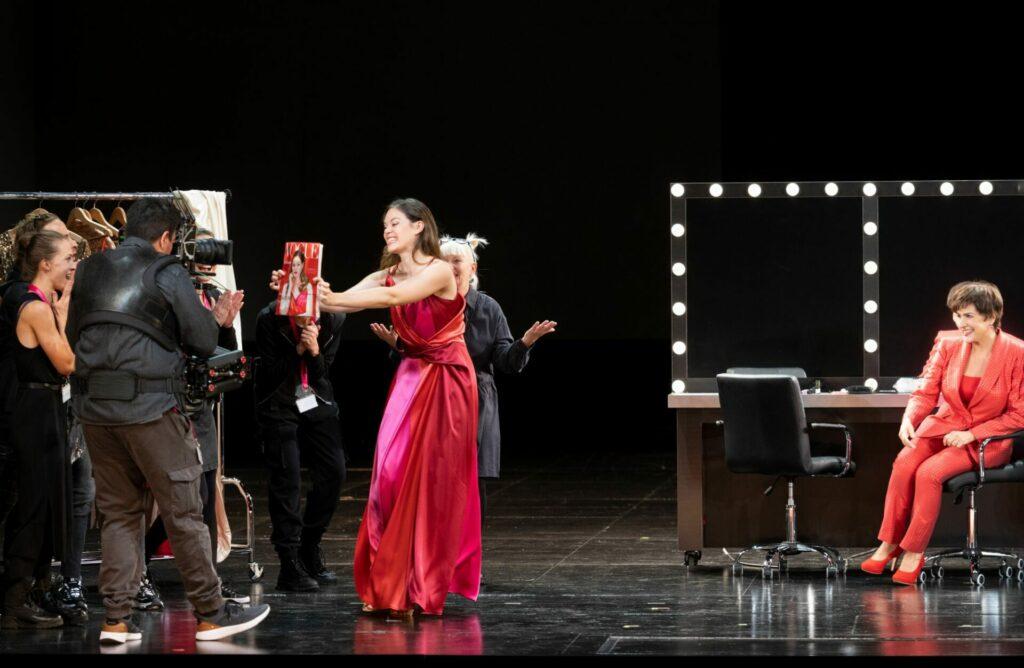 Bartoli und Mühlemann bei den Salzburger Festspielen 2021